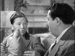 Walter Tetley and Harold Peary