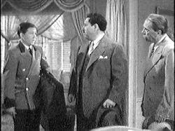 Walter Tetley, Harold Peary, and Richard LeGrand